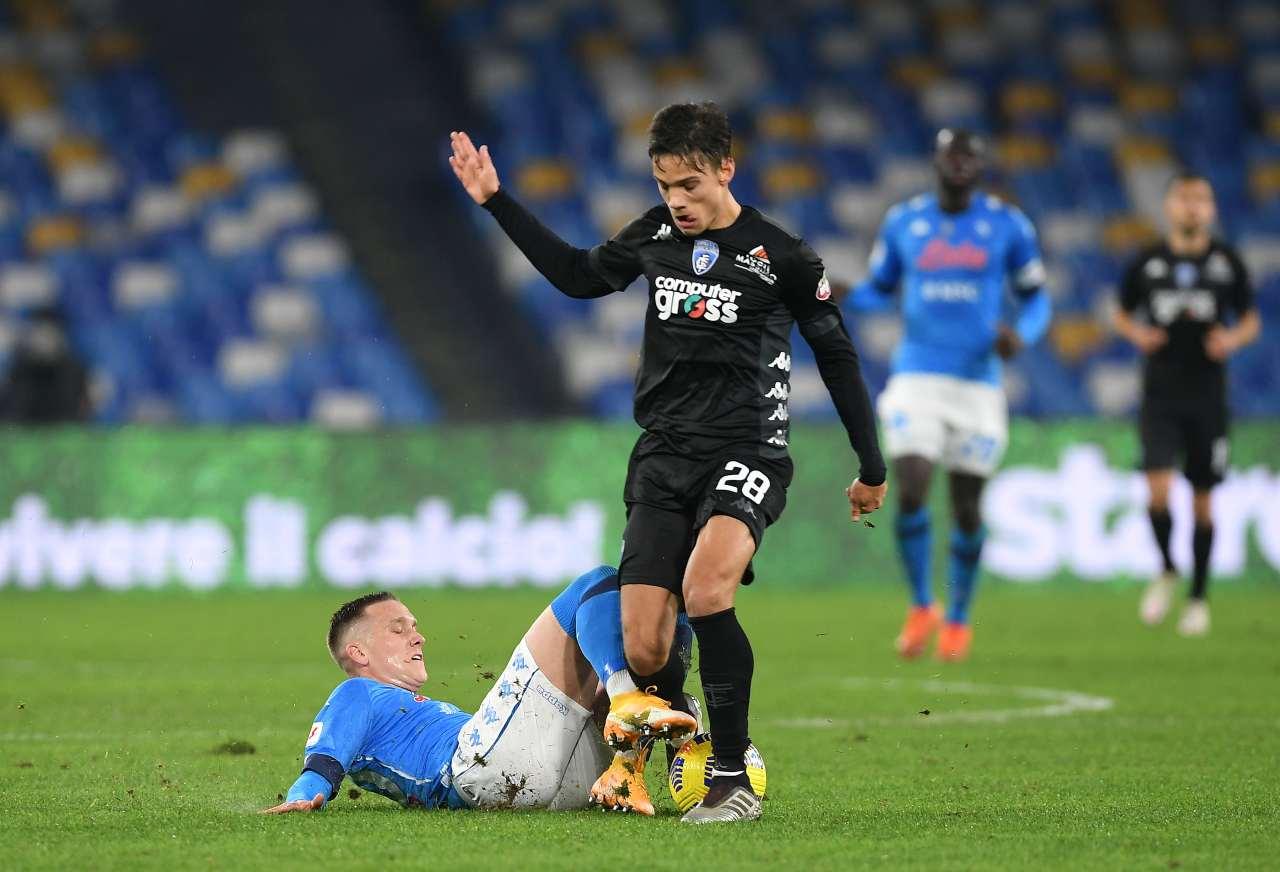Calciomercato Inter, Marotta tenta lo scambio per Ricci