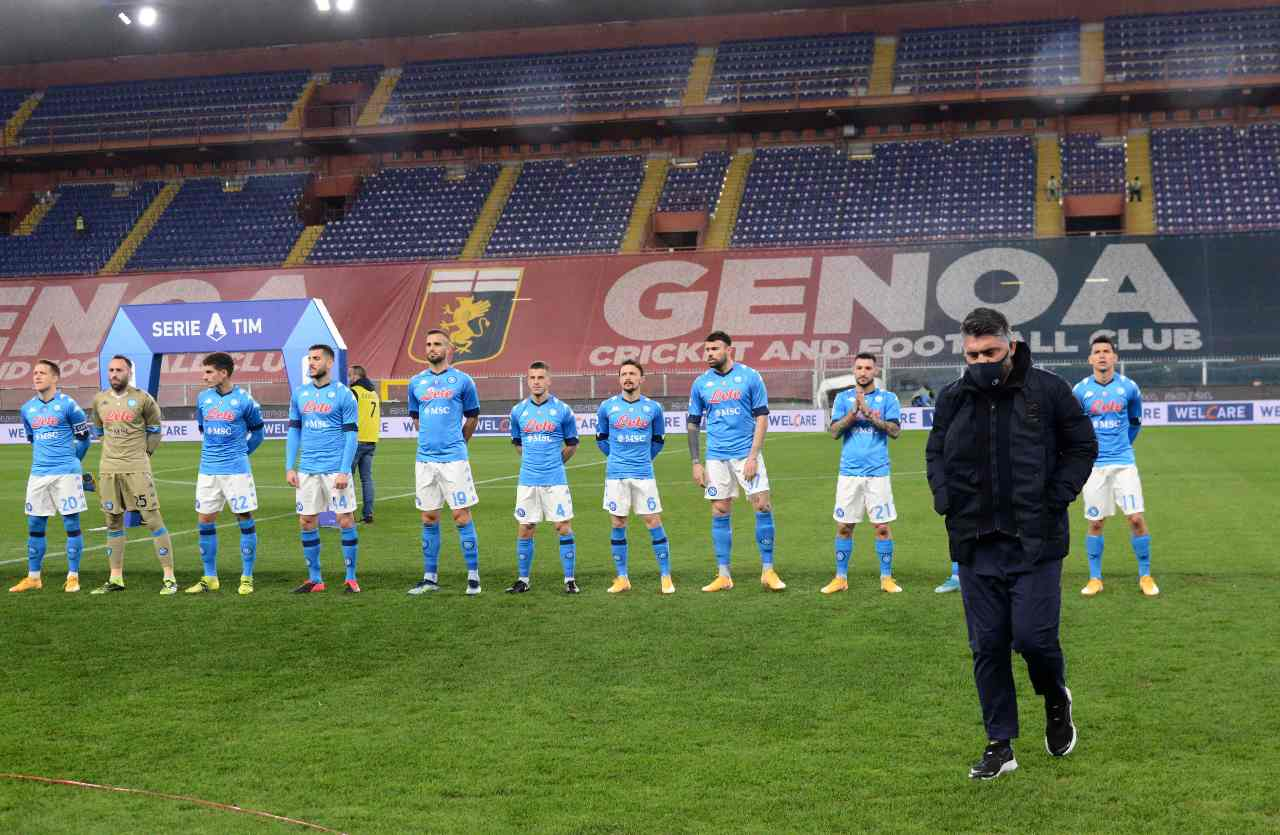 Gattuso Monza Napoli