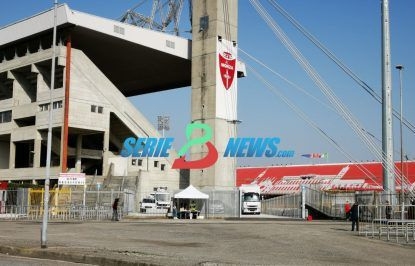 Monza, foto dell'U-Power Stadium