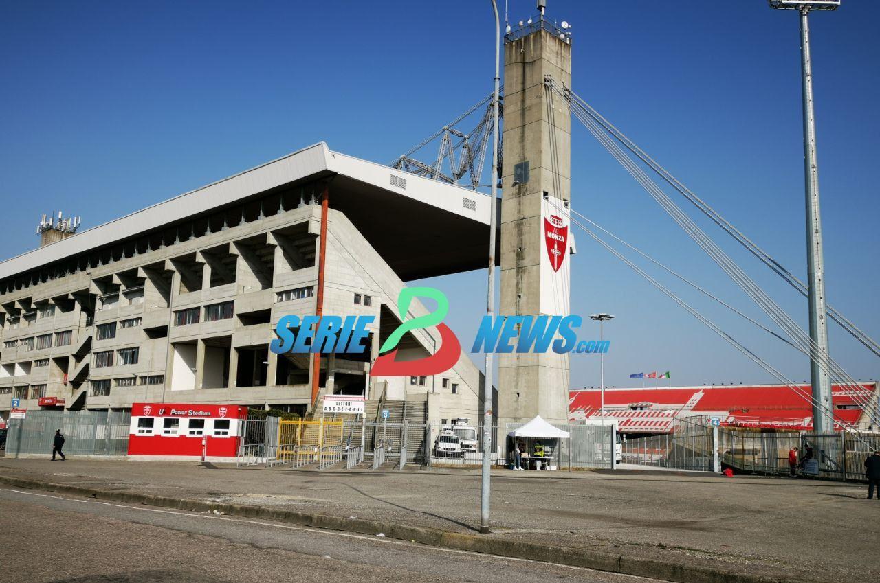 Monza, foto dell'U-Power Stadium