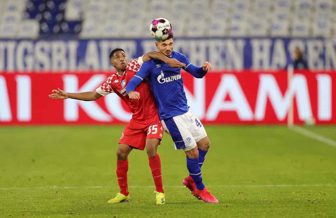 Kerim Calhanoglu Schalke 04
