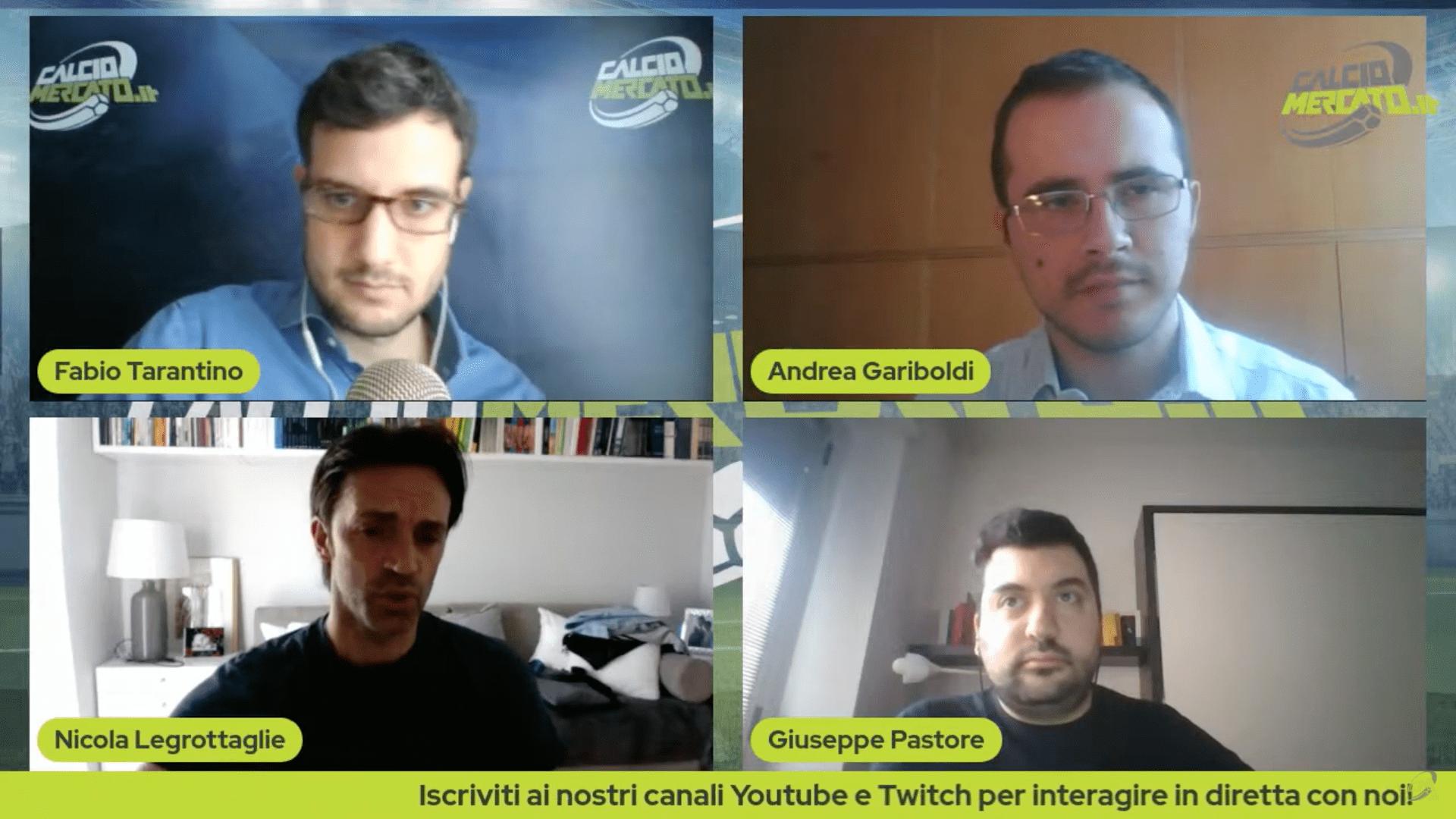Nicola Legrottaglie a CMIT TV
