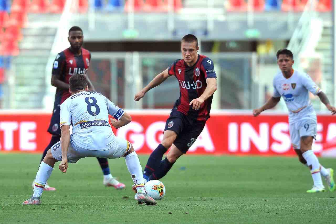 Svanberg calciomercato Milan