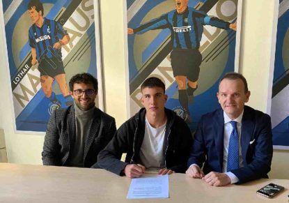 Casadei rinnovo Inter
