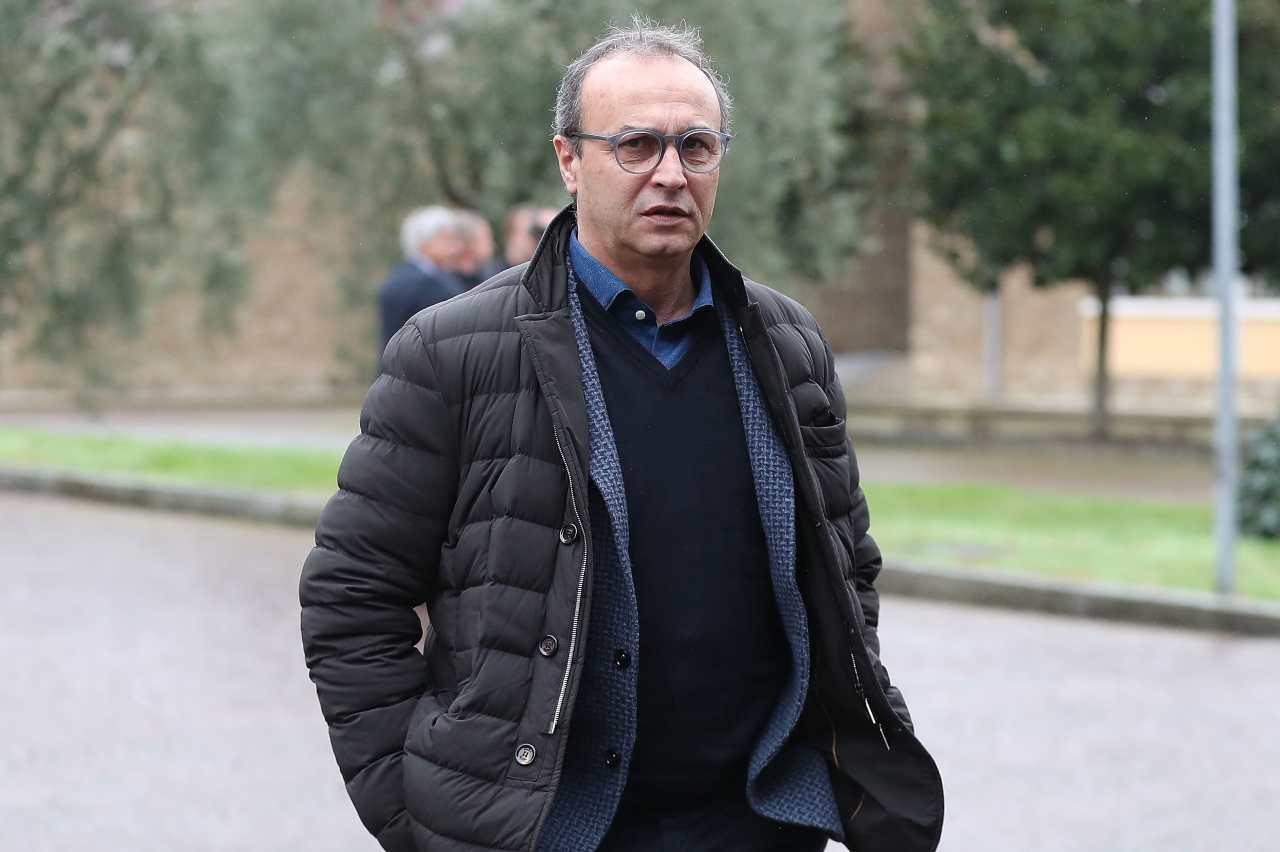 Pasquale Marino esonero
