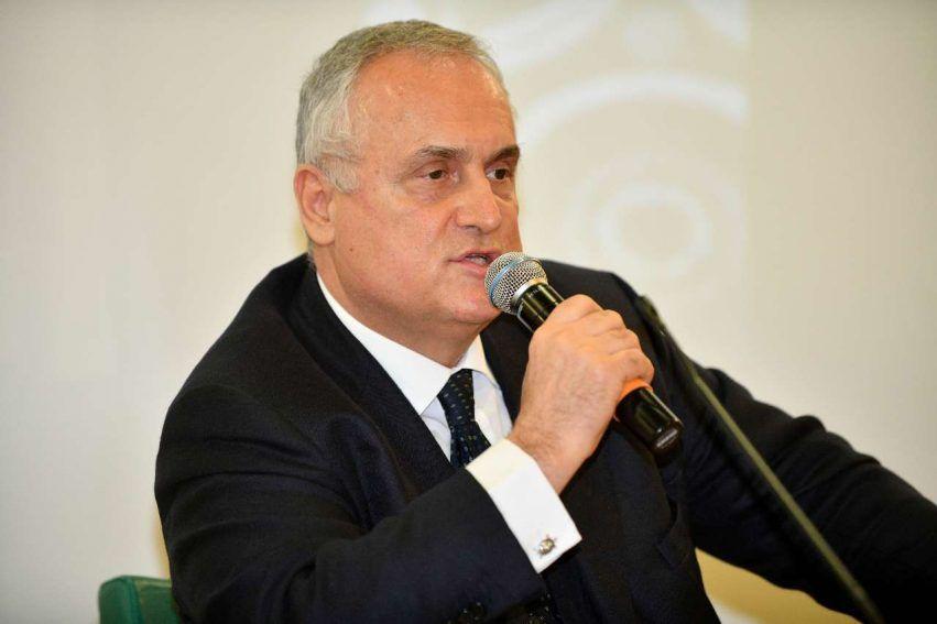 Lotito Salernitana Fabiani
