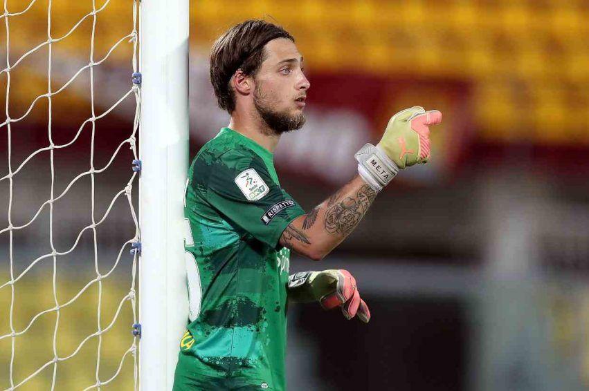 Calciomercato Reggina Brescia Paris Saint-Germain Franchi Plizzari Joronen