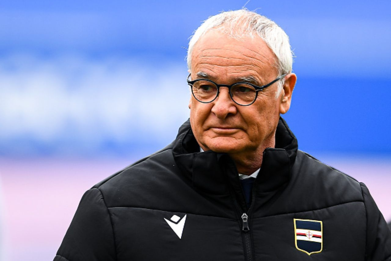 Ranieri rinnovo Sampdoria