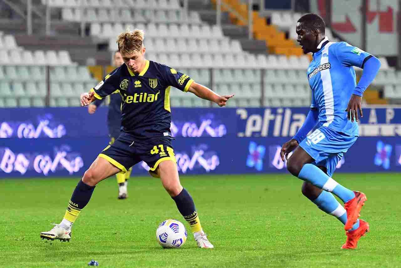 Juventus Caviglia Parma Chiellini Serie B Ravanelli Calciomercato Pisa