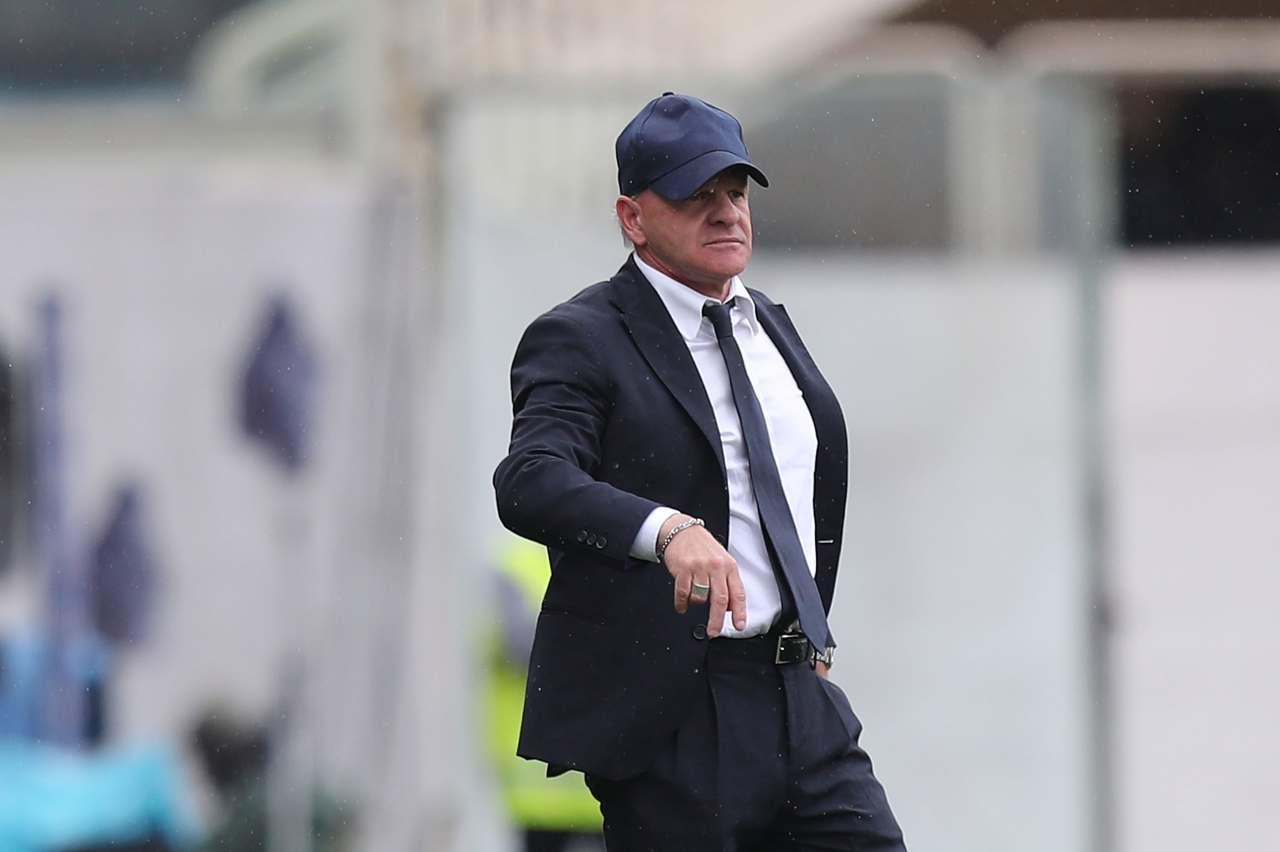 Calciomercato Lecce, Corini al passo d'addio | Occhio a Iachini