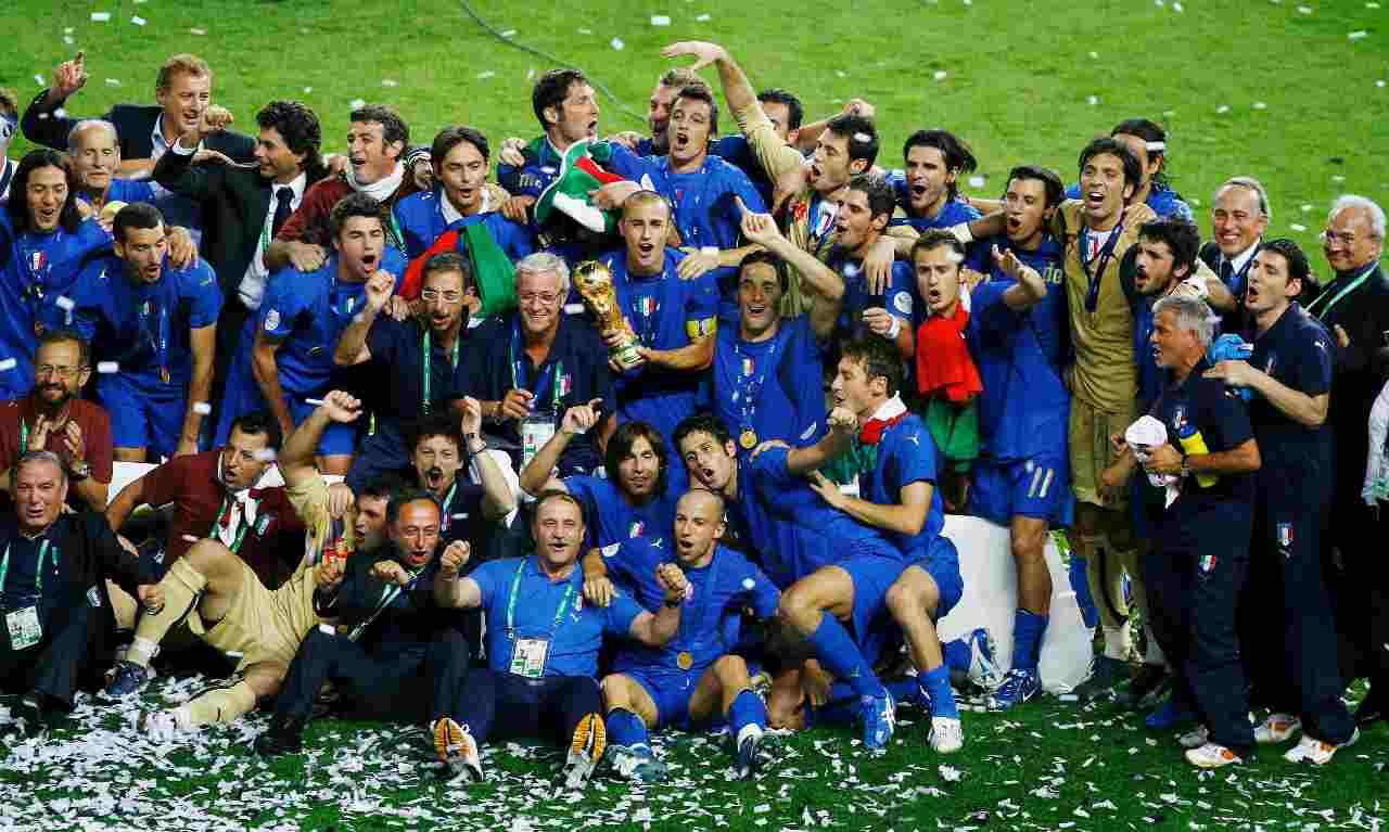Italia 2006 @Getty Images