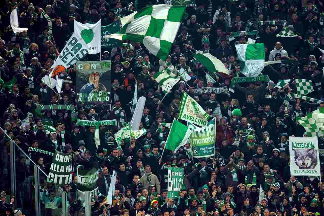 L'Avellino trova la prima vittoria in campionato col Potenza