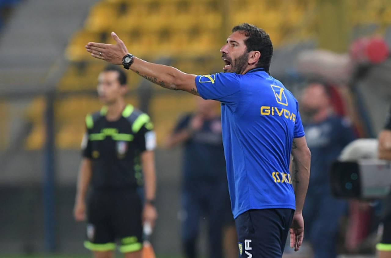 Benevento 11 punti dopo 6 giornate per Fabio Caserta
