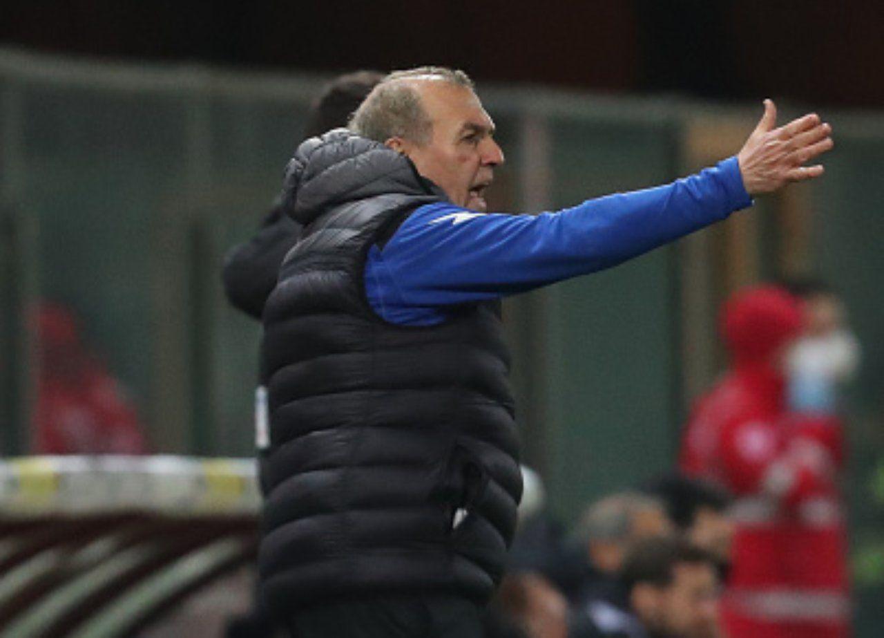 Castori Salernitana Serie A