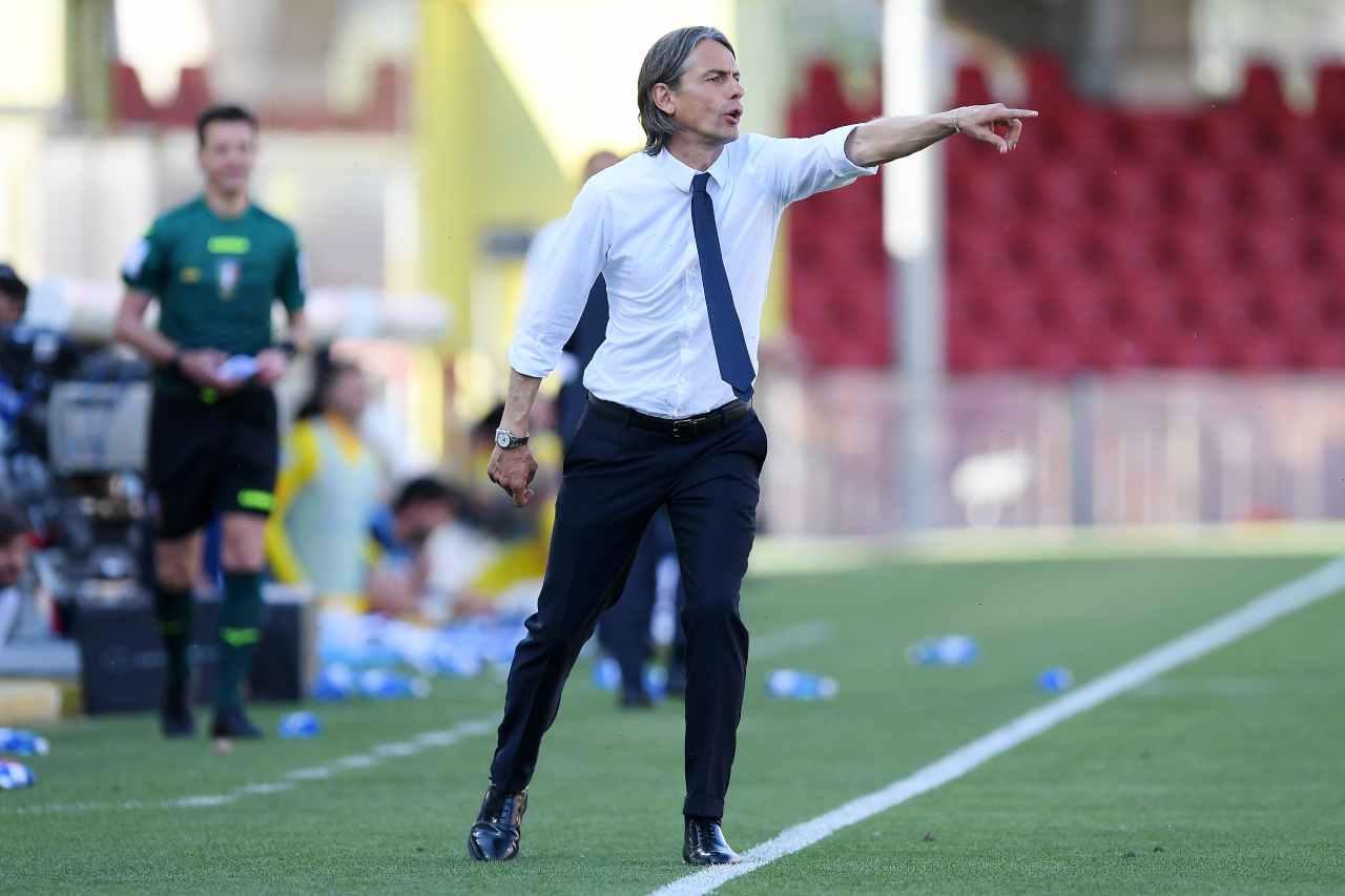 Inzaghi Clotet Brescia Cellino Serie B