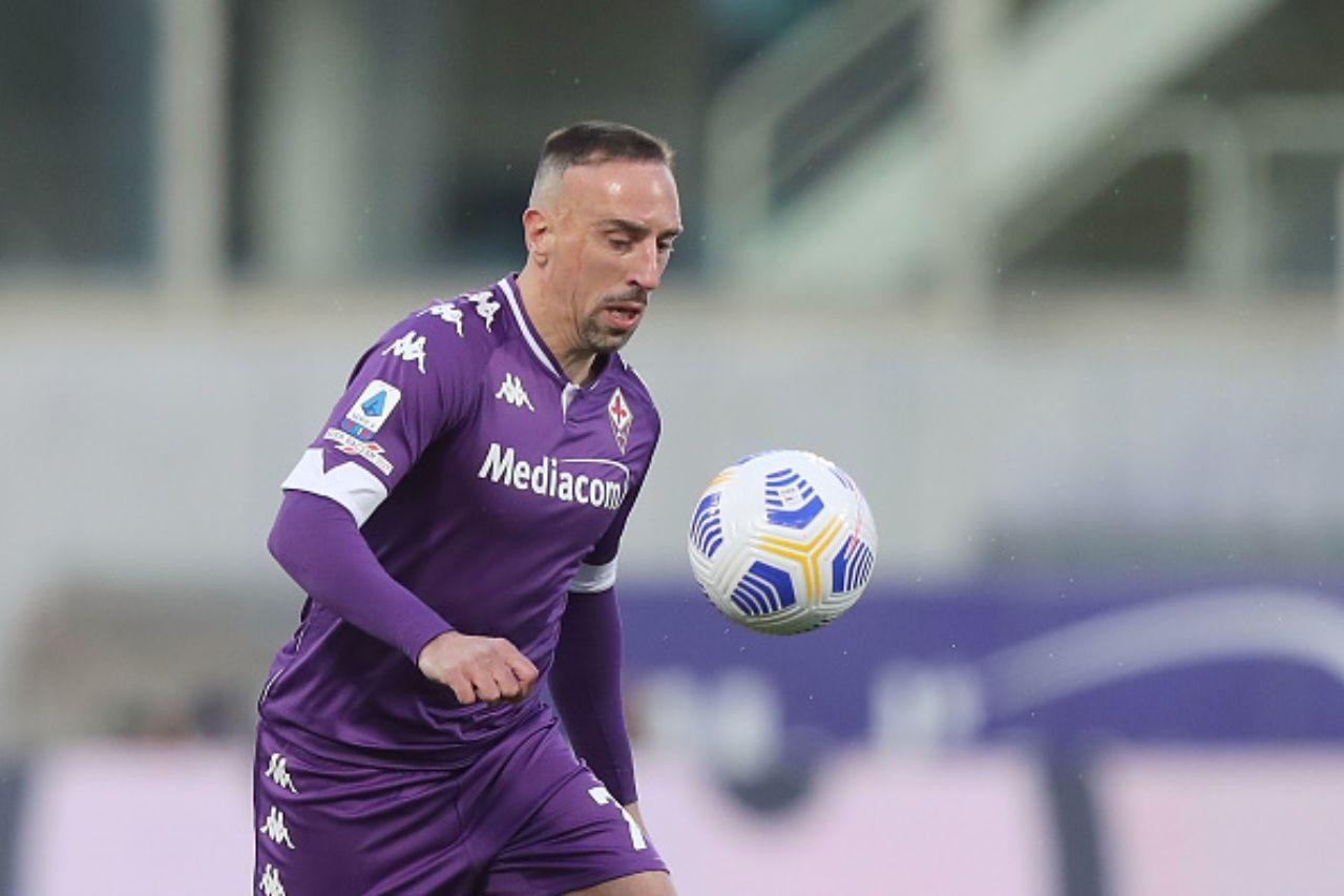Calciomercato Fiorentina, Ribery in Serie B | Sfida a due
