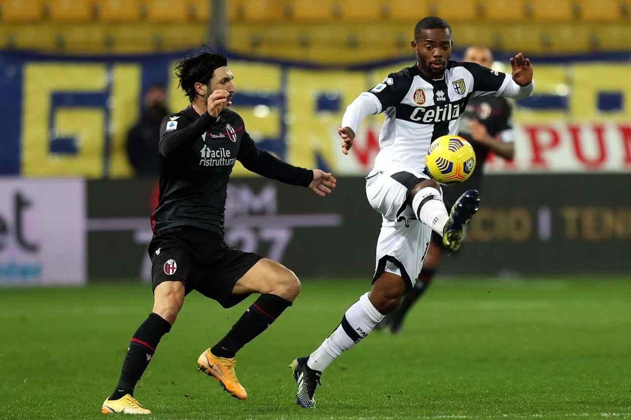 Calciomercato Parma, Cyprien va via: ritorno in Francia