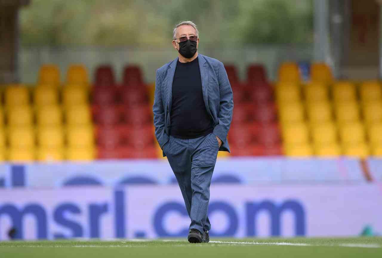 Salernitana in Serie A, mancata iscrizione | Ripescaggio al Benevento