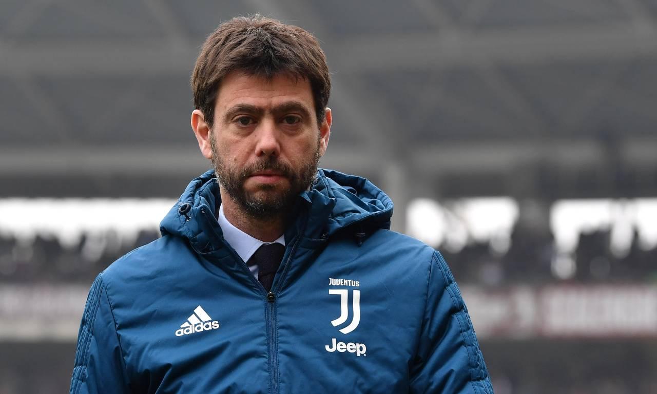Agnelli Monza Juventus amichevole