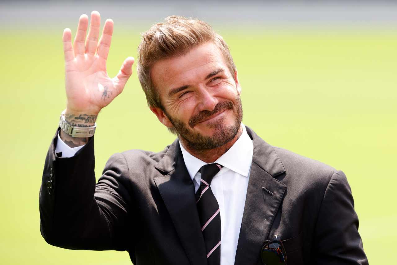 Beckham Boateng