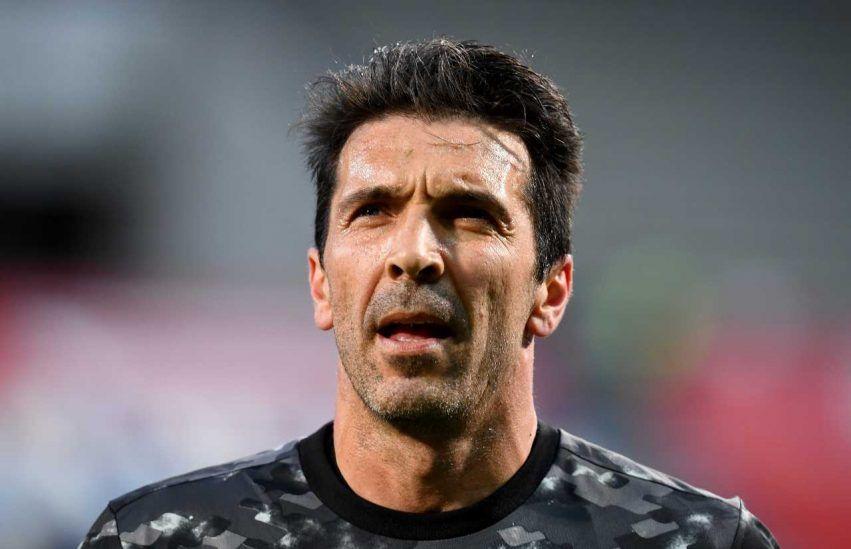 Buffon potrebbe essere raggiunto da Balotelli al Parma