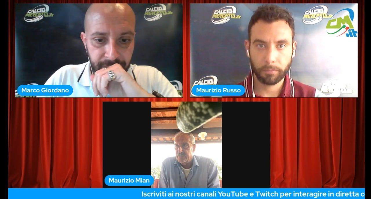 Maurizio Mian a CMIT TV