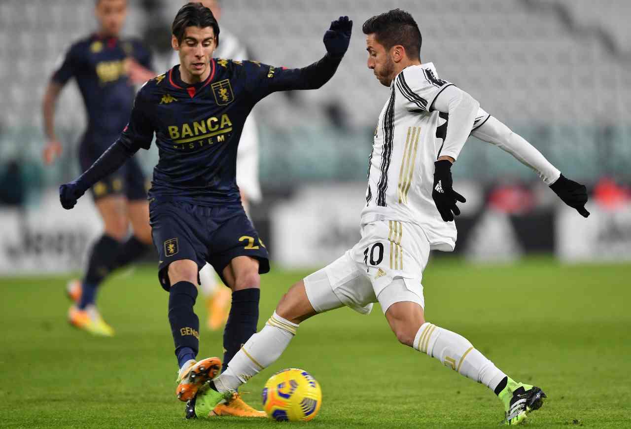 Vrioni Juventus