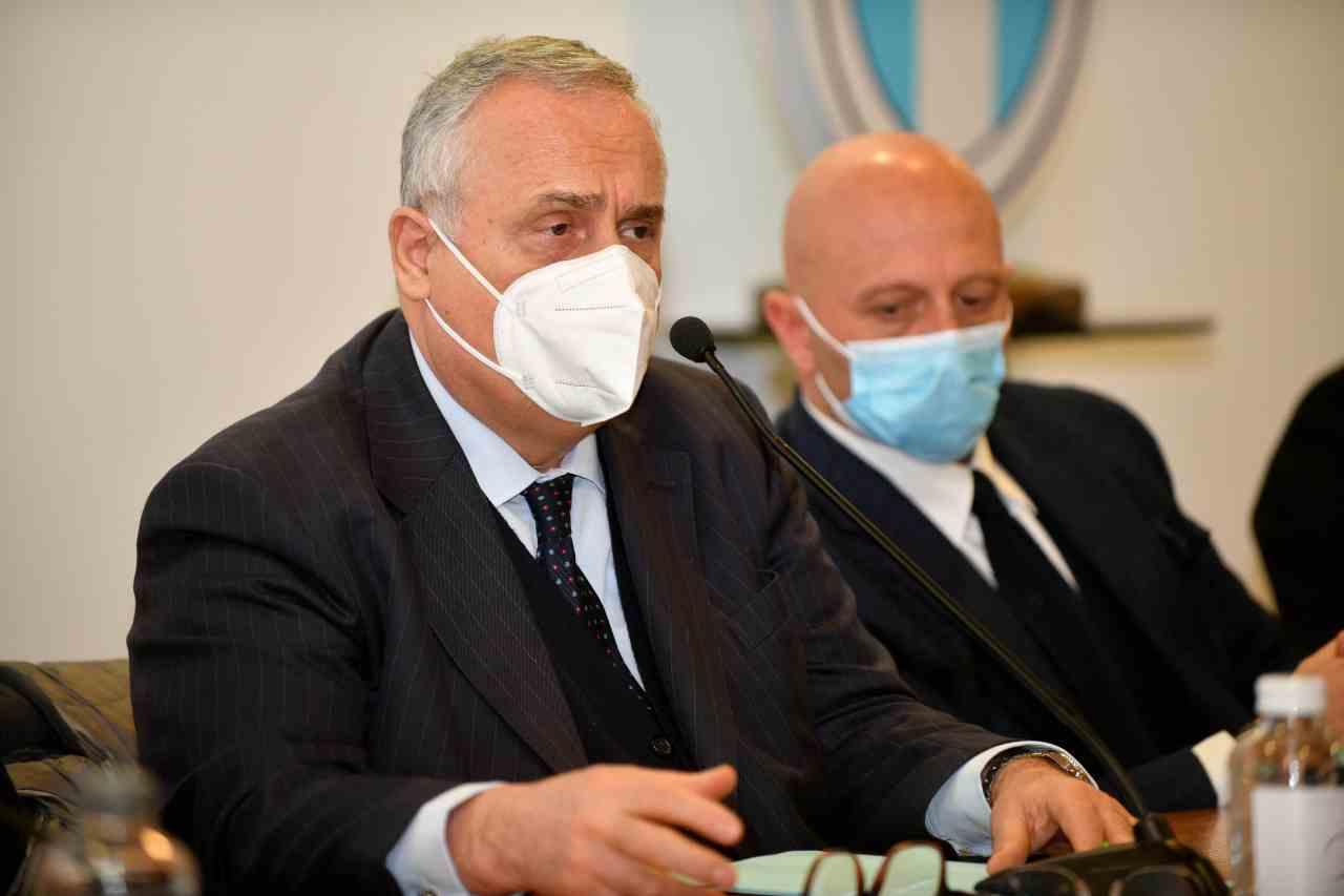 Salernitana, la decisione sul trust presentato da Lotito