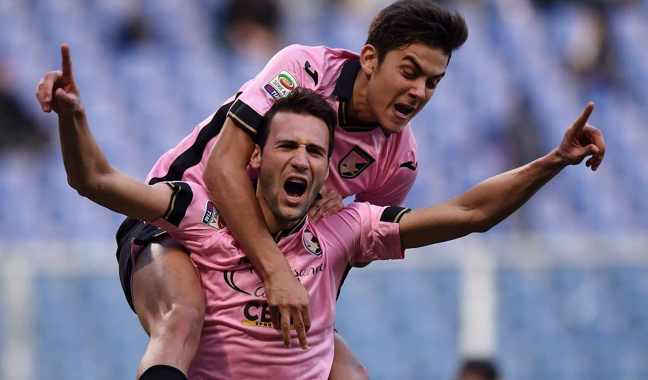 Vazquez e Dybala © Getty Images
