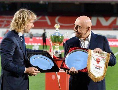 Monza Juventus Galliani Nedved