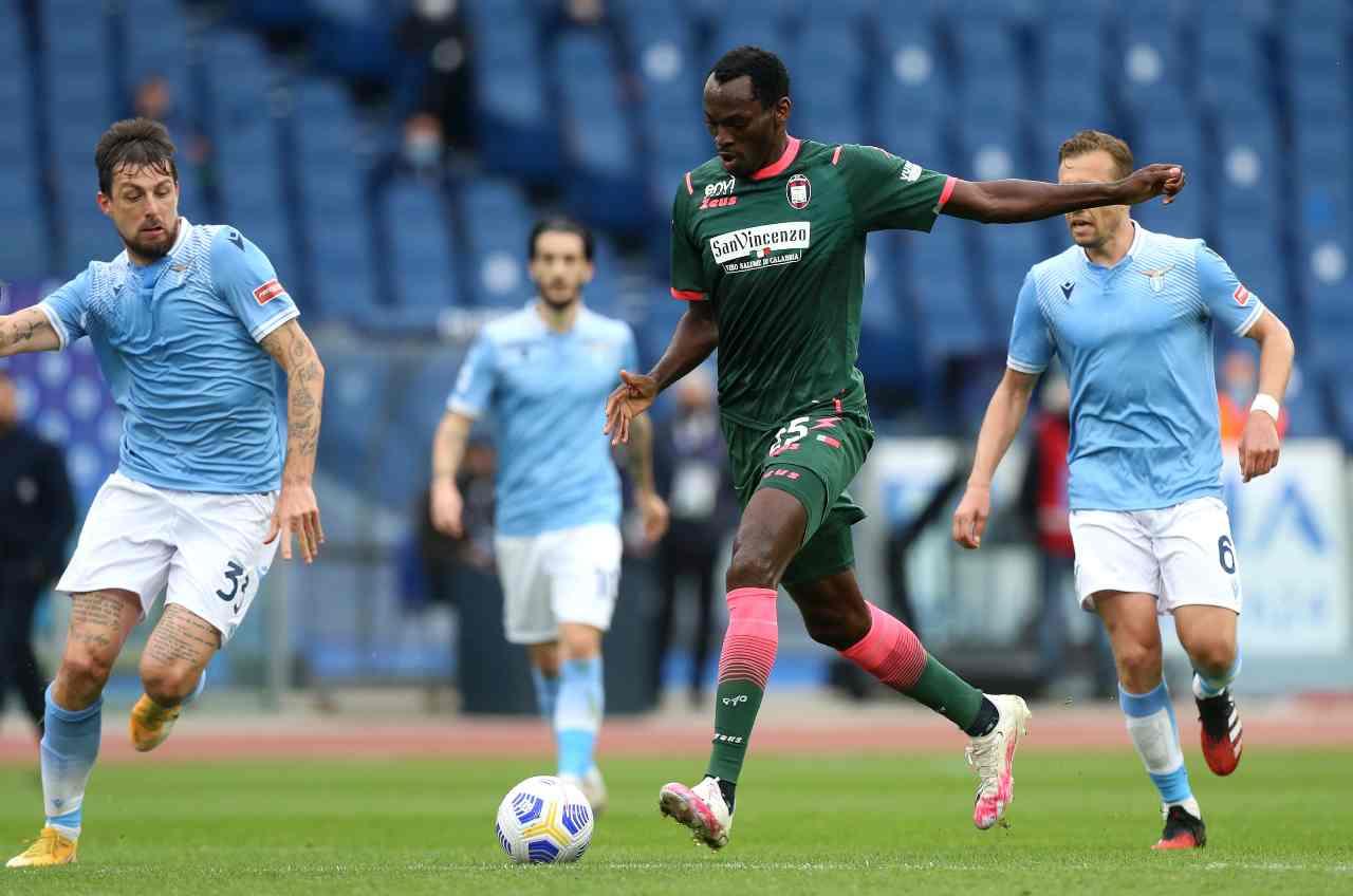 Calciomercato Crotone, addio Simy   Scambio con l'Inter