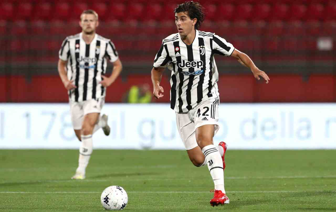 Juventus Ranocchia Vicenza
