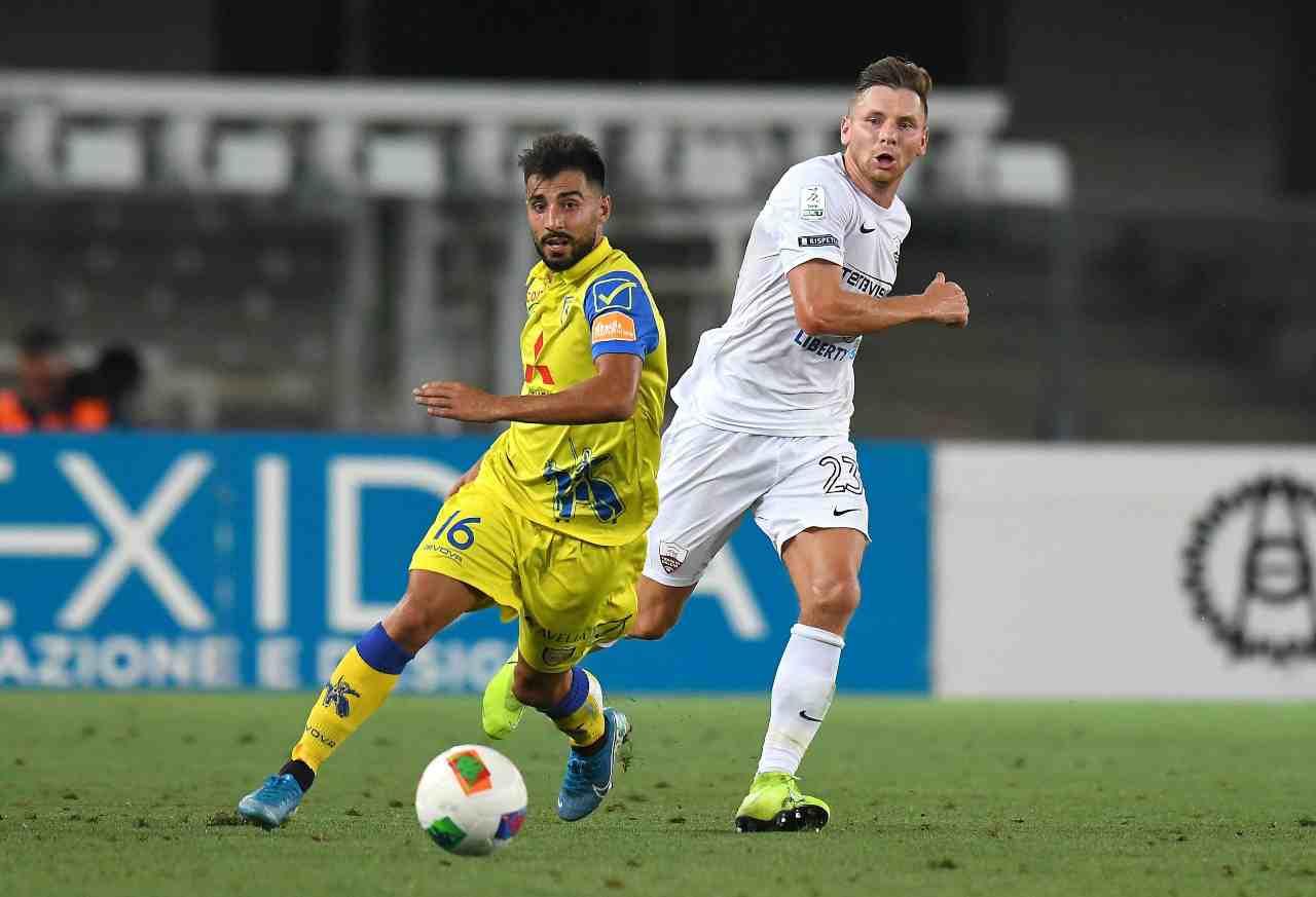 Calciomercato Frosinone, un altro ex Chievo in arrivo