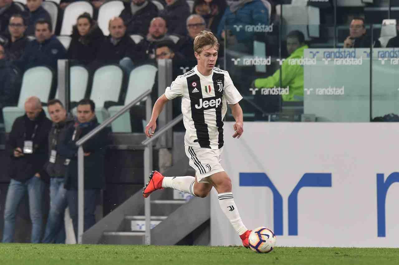 Juventus Nicolussi Caviglia infortunio ufficiale