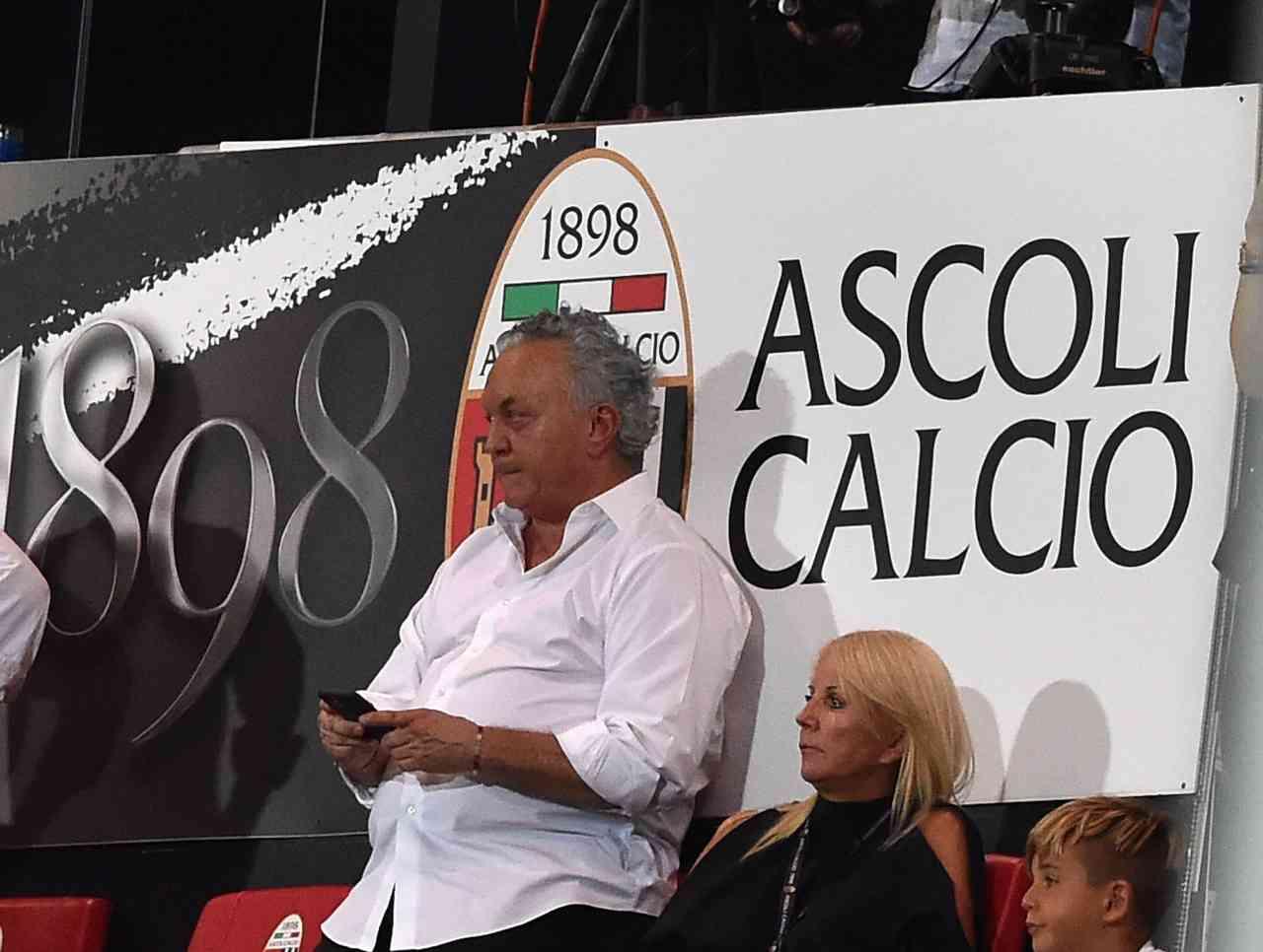 Ascoli Tanzi ufficiale Serie B