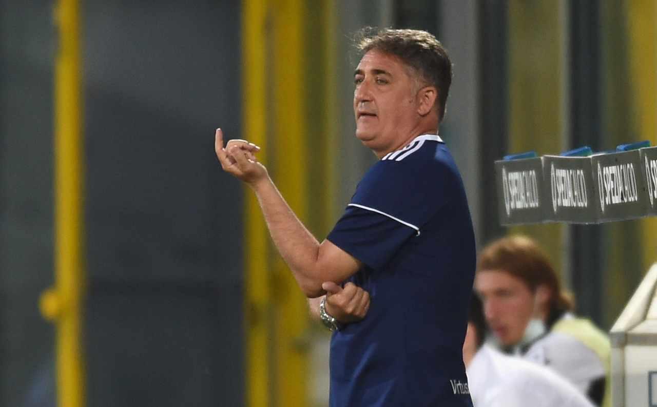 Roberto Boscaglia, l'Inter e il talento di Lucca