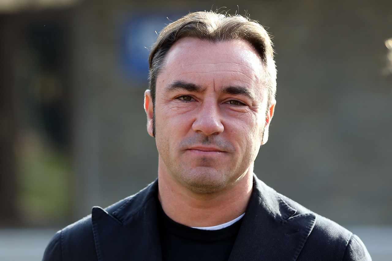 Vicenza Lanzafame Giannetti Juventus Brocchi