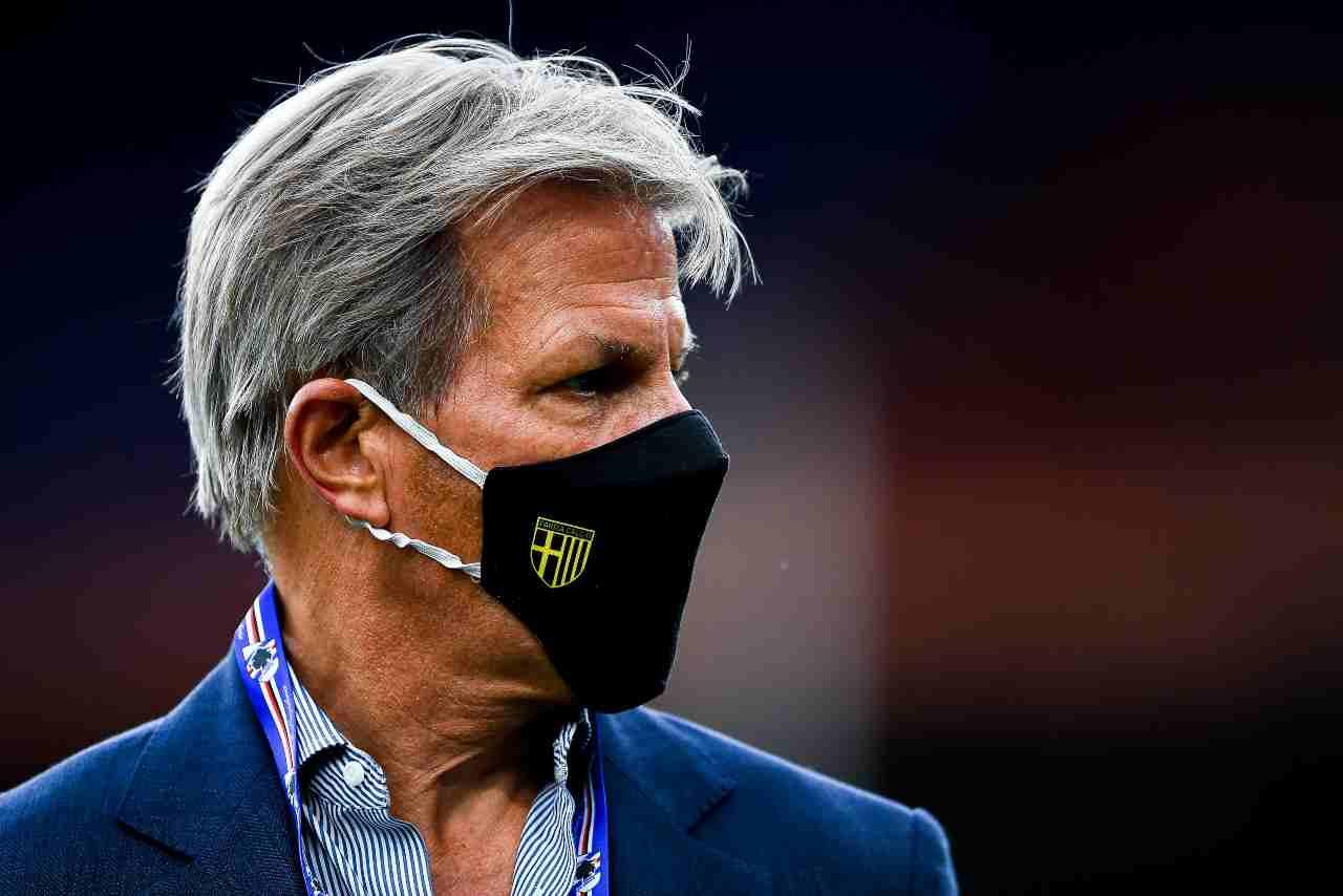 Parma Inter Satriano