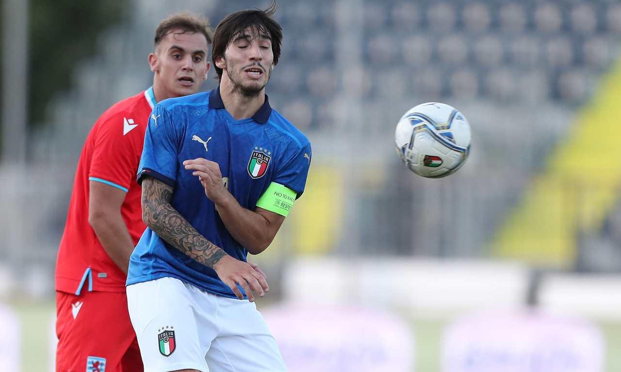 Under 21, Italia-Lussemburgo 3-0