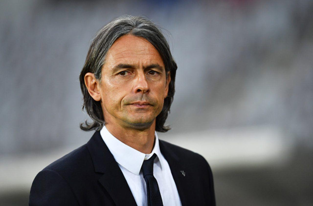Il tecnico del Brescia, Pippo Inzaghi (foto Getty Images).