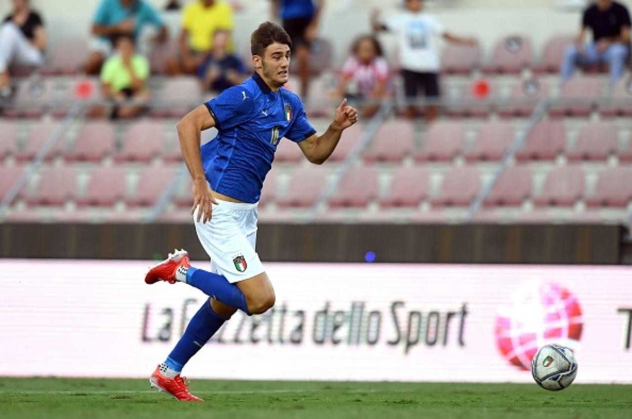 Lorenzo Lucca calciomercato Juventus