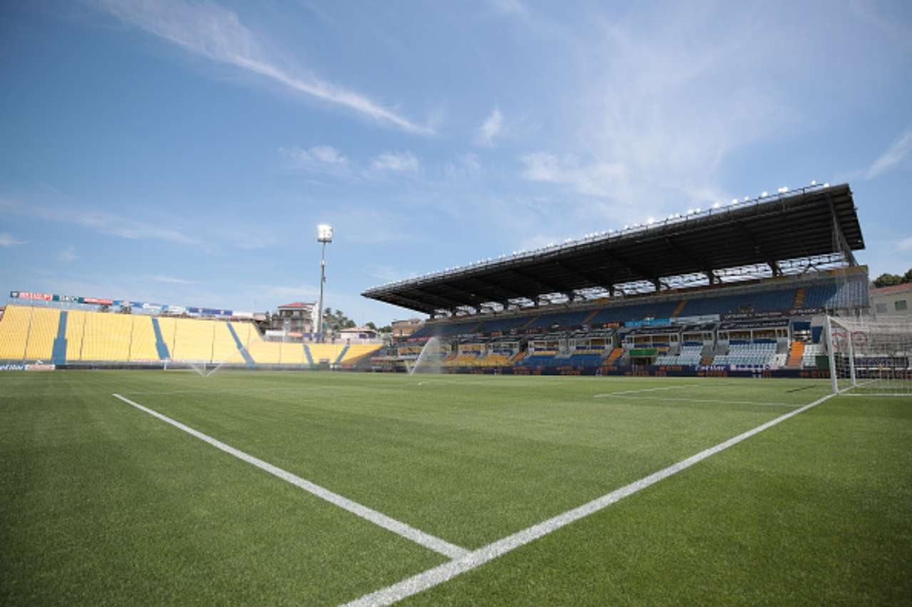 Parma, stadio Ennio Tardini