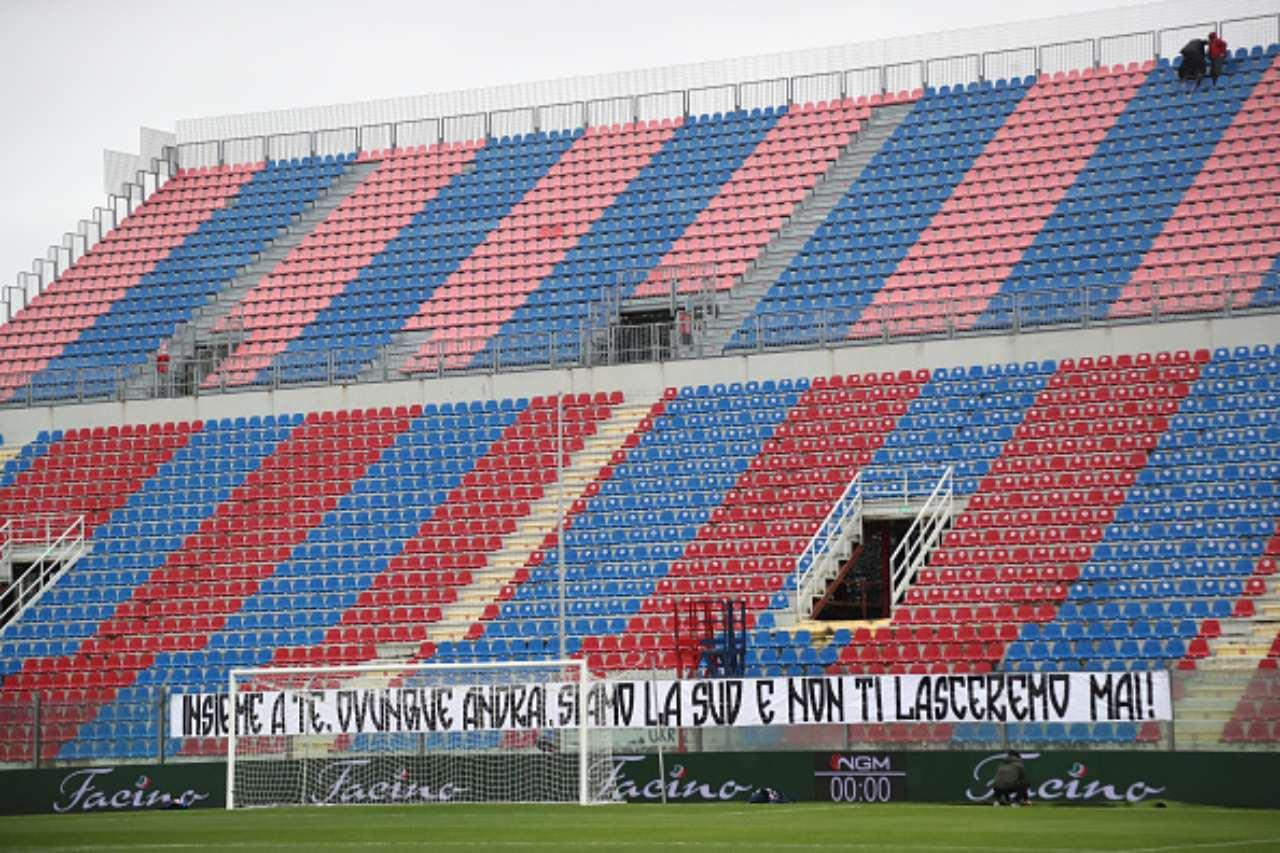 Lo stadio Ezio Scida ©Getty Images.