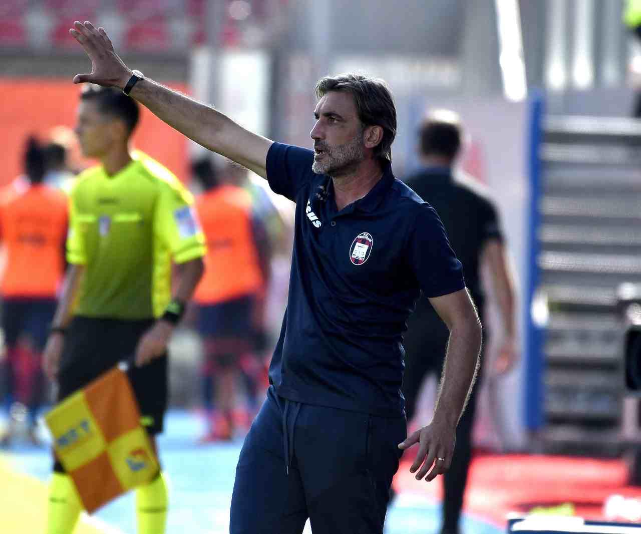 Inter Crotone Mulattieri Izzo Torino