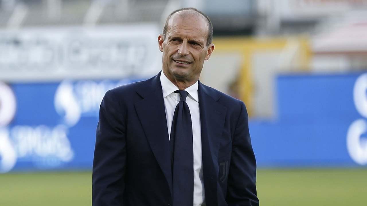 Juventus Okoli Kulusevski Atalanta