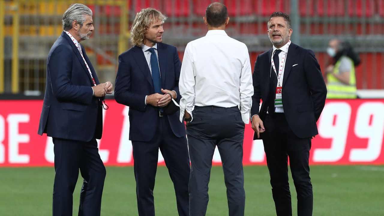 Juventus Pisa Beruatto