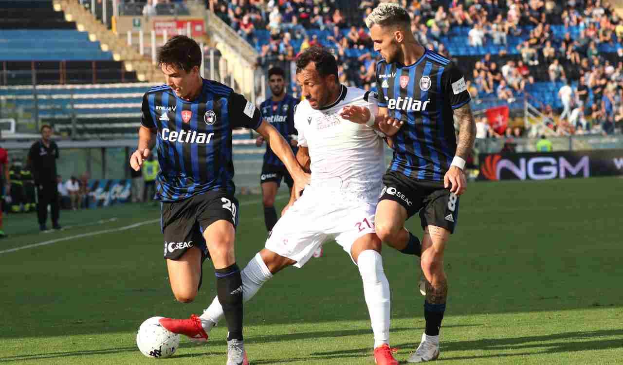 Beruatto Pisa Juventus