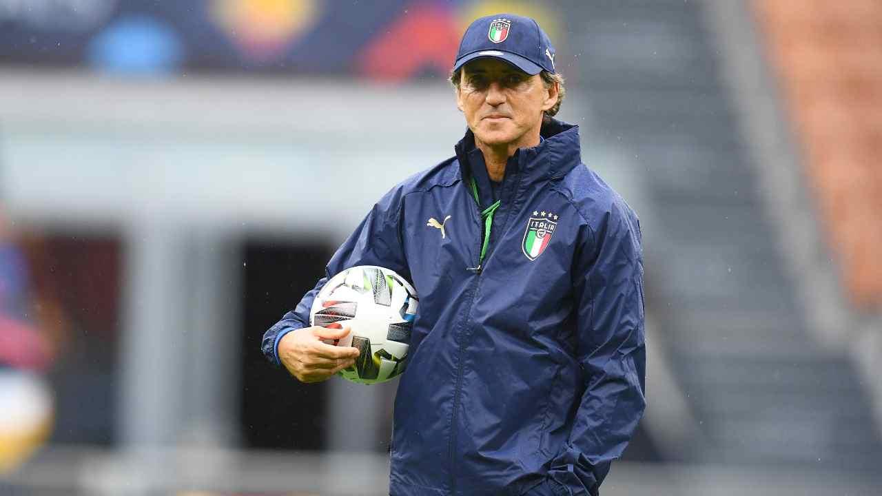 Mancini Balotelli Italia