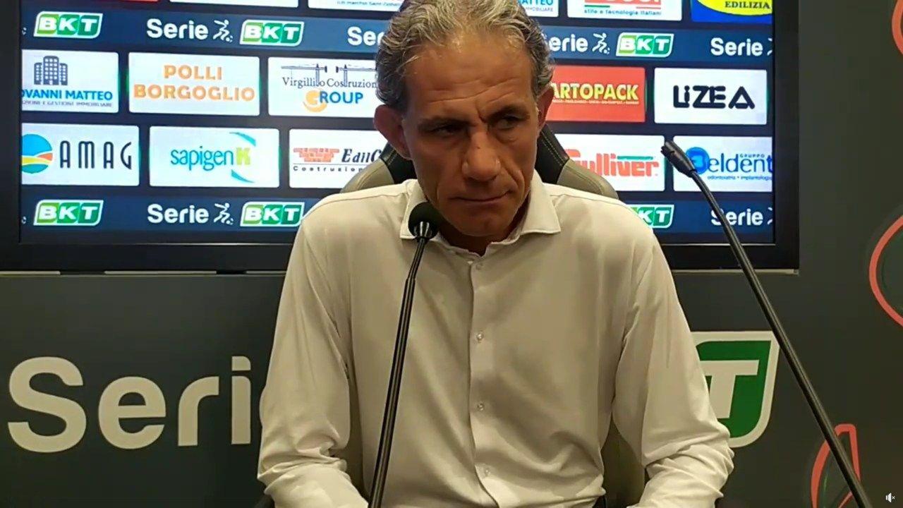 Marco Zaffaroni, Alessandria-Cosenza 1-0