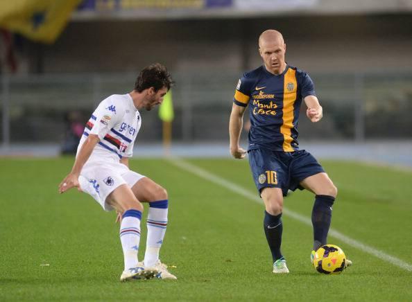 Hallfredsson Padova, il paragone con Ibrahimovic